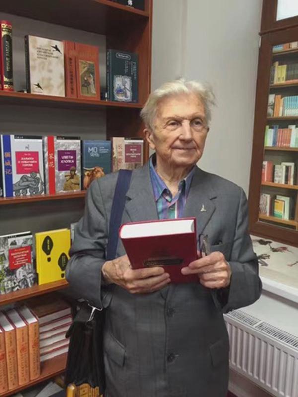 В Китае выразили соболезнования по поводу кончины известного синолога Д. Н. Воскресенского
