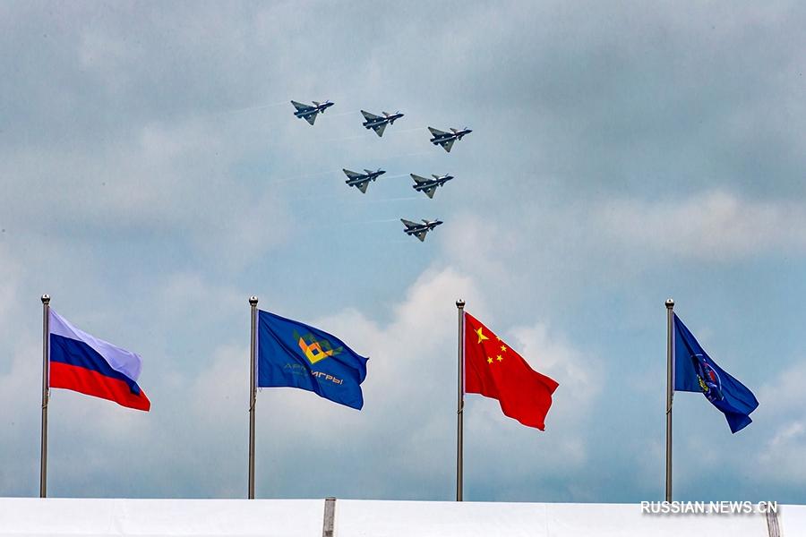 На северо-востоке Китая начинается летная программа конкурса 'Авиадартс-2017'