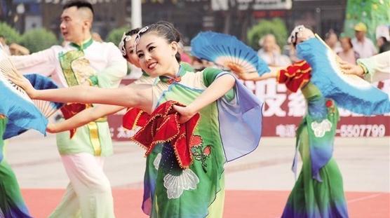 Тематические мероприятия, посвященные 9-му Национальному дню фитнеса, прошли в разных уголках Китая