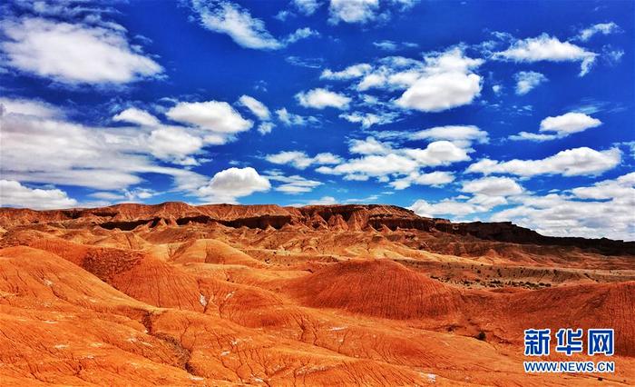 В провинции Цинхай будет расположена первая в Китае база моделирования рельефа Марса