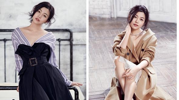 Новые фото милой актрисы Мишель Чэнь
