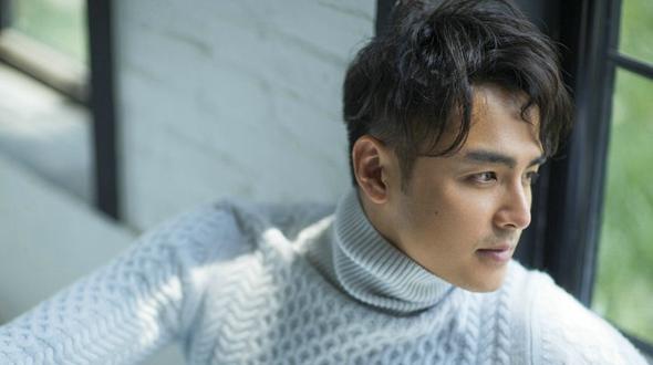 Тайваньский актер Мин Дао создает модный стиль