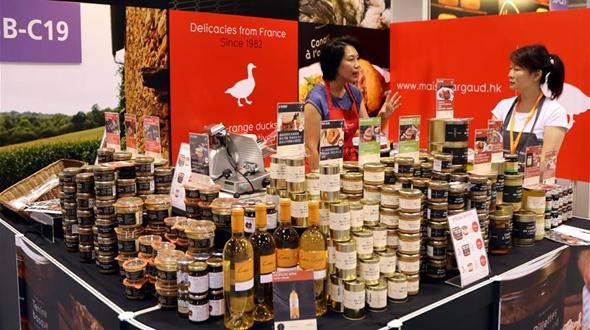 Начала работу 28-я Сянганская кулинарная выставка