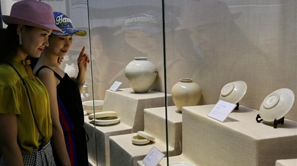 На месте древней гончарни Синъяо открылись два музея