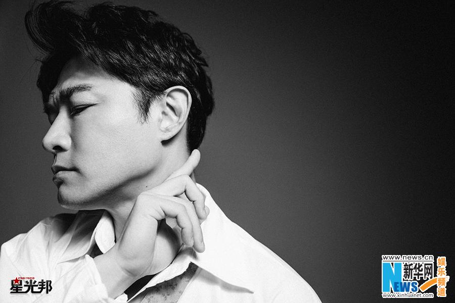Тайваньский актер Виктор Хуан