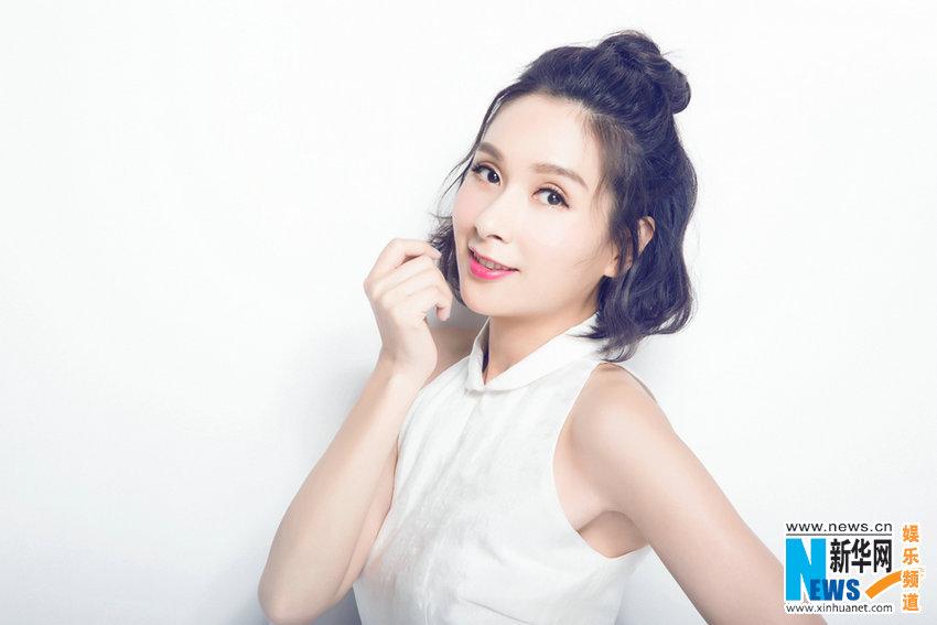Китайская актриса Ян Гунжу