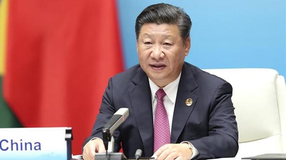Си Цзиньпин выступил с речью на 9-й встрече лидеров стран БРИКС в Сямэне