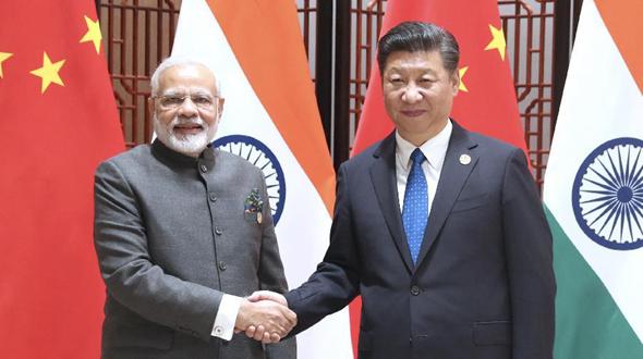Си Цзиньпин встретился с премьер-министром Индии