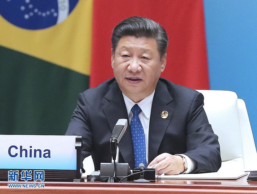 Председатель КНР Си Цзиньпин председательствовал и выступил с речью на Диалоге между странами с формирующимся рынком и развивающимися странами, который проходил во вторник в г. Сямэнь на юго-востоке Китая.