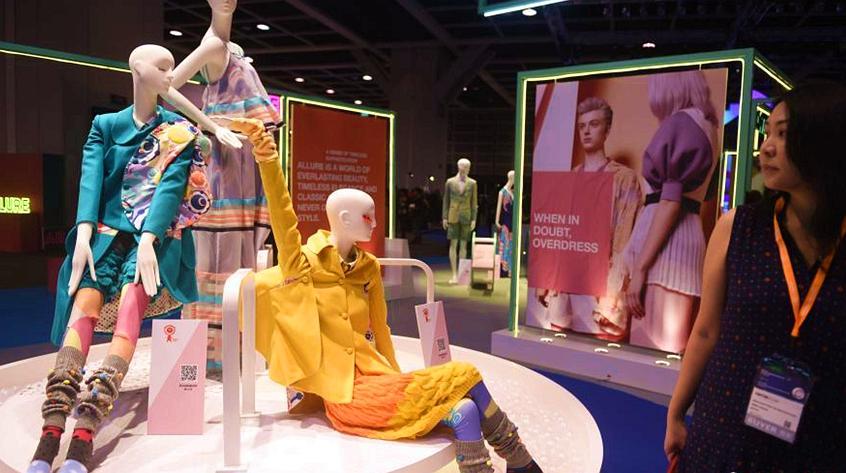 В Сянгане стартовал Международный фестиваль для дизайнеров The Centre stage
