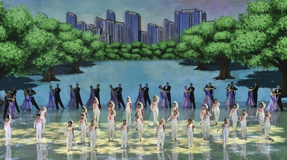 В Тяньцзине завершилась 13-я Всекитайская спартакиада