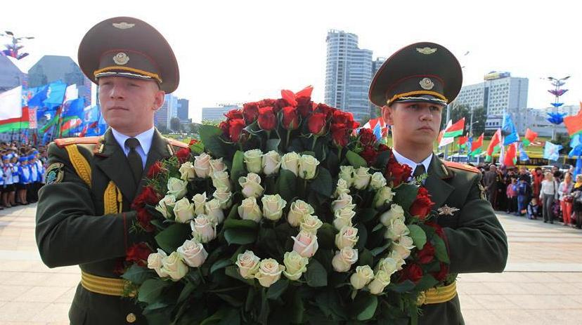 В Минске отмечают 950-летие города