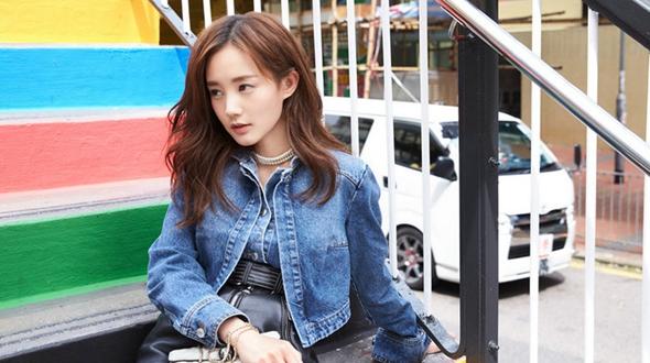 Новые фото актрисы Ли Итун