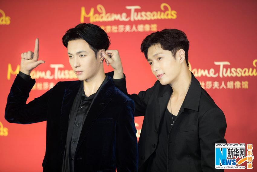 Восходящая звезда Чжан Исин