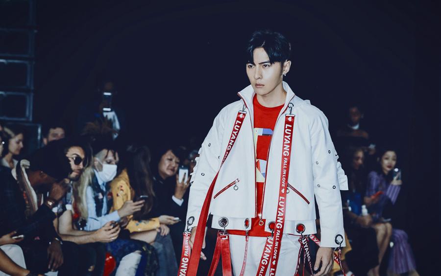 Тайваньский актер Дансон Тан