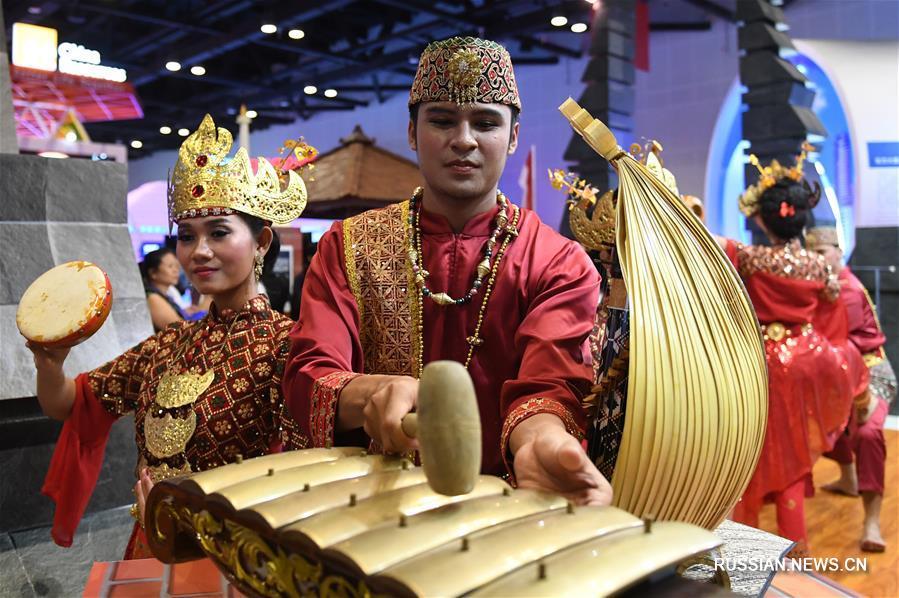 Ярмарка Китай-АСЕАН открылась в Наньнине