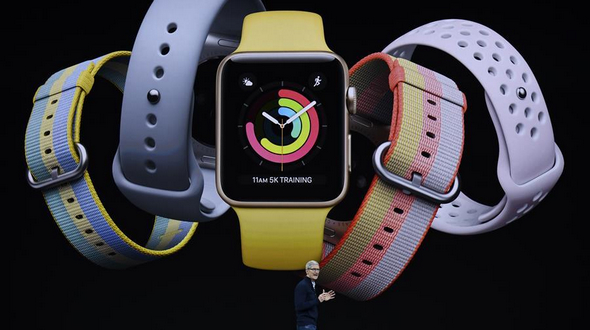 Корпорация Apple провела презентацию последних моделей своих устройств