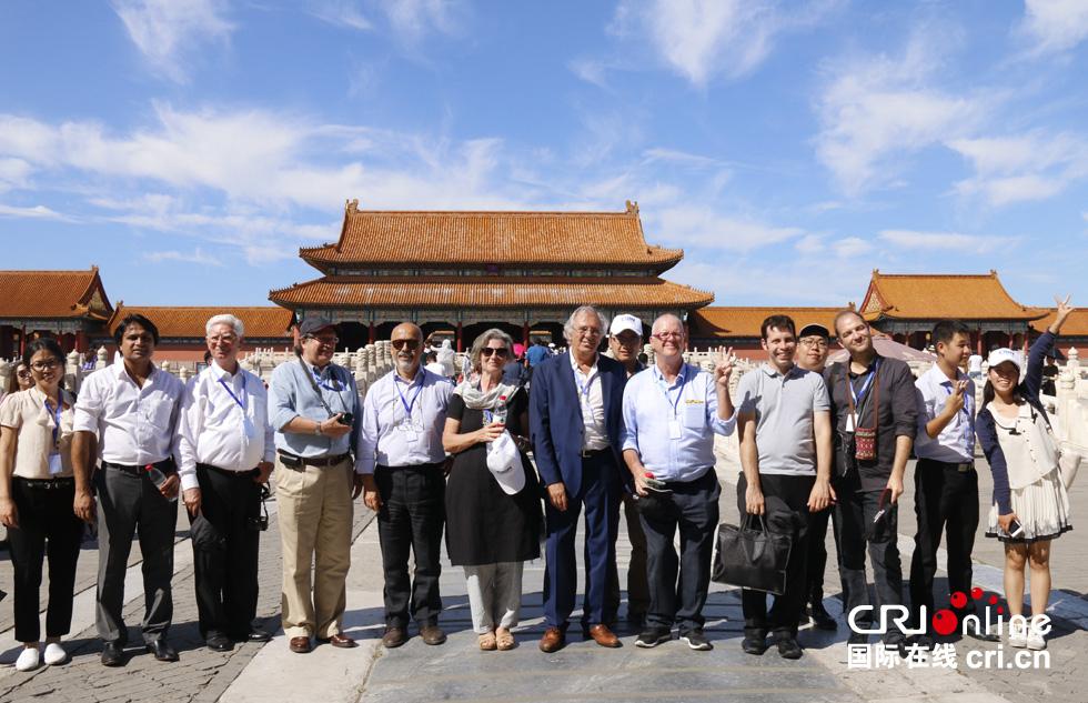 Древняя и современная столица: Иностранцы влюблены в Пекин