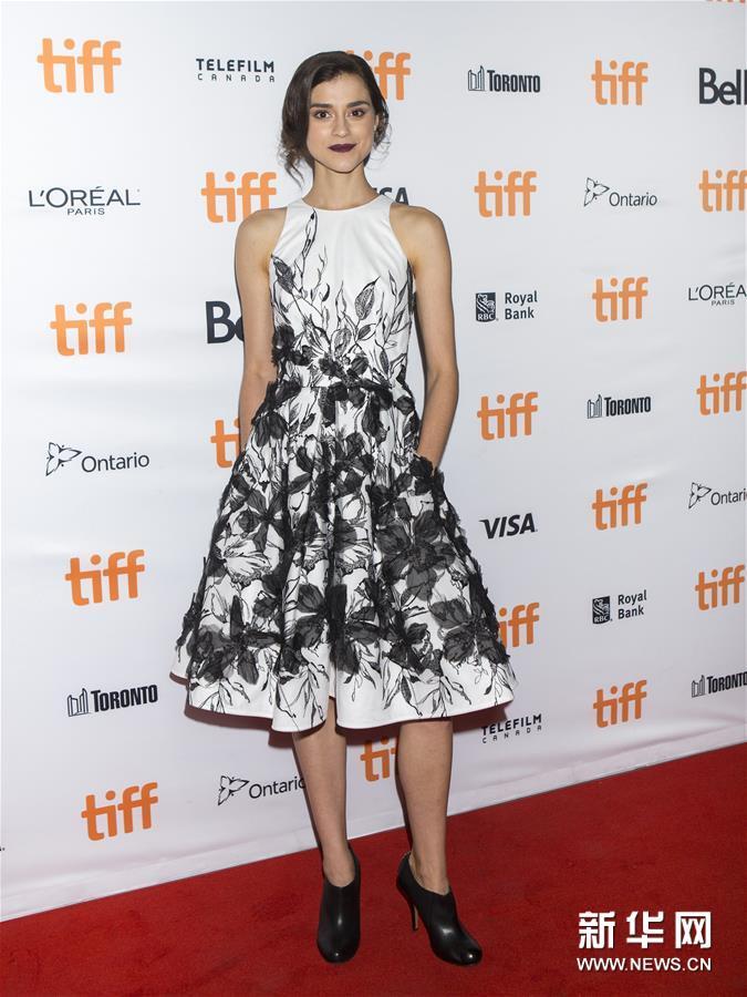 Состоялась премьера фильма «Она же Грейс» в Торонто
