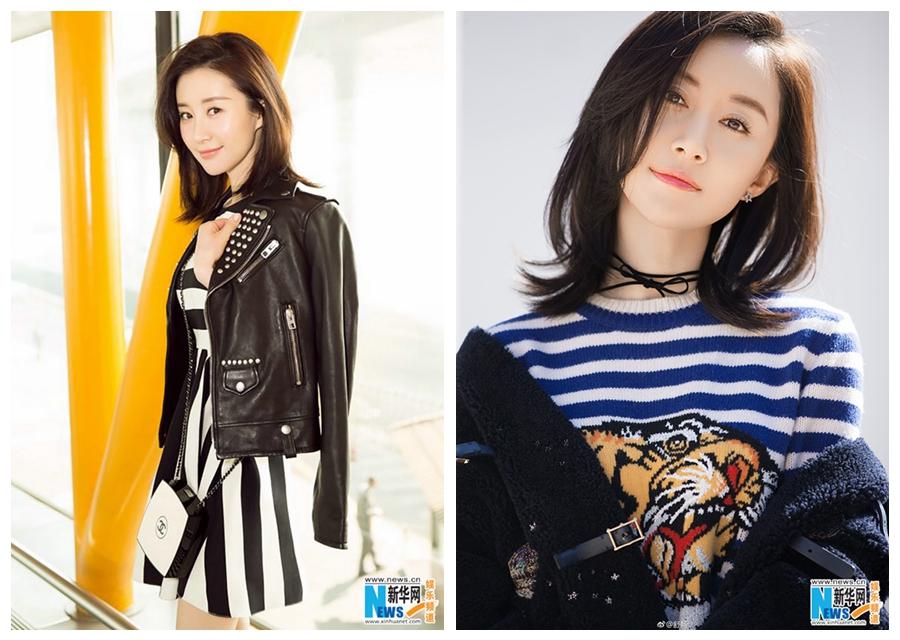 Китайская актриса Шу Чан