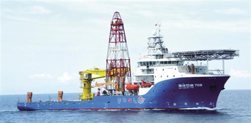 В преддверии 19-го съезда КПК: глубокое исследование океана, создание лазурной мечты