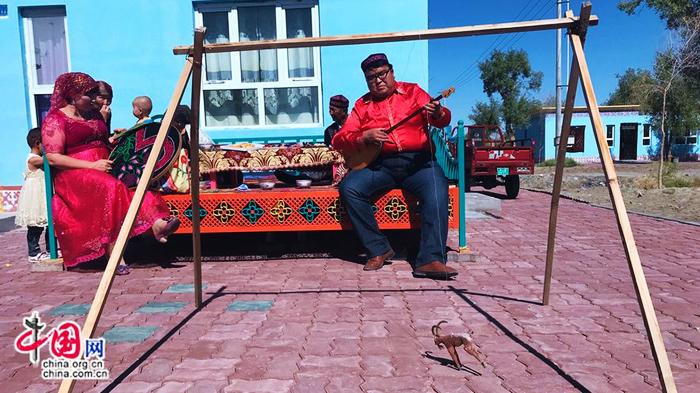 «Танец деревянного козла»: уникальное народное искусство этнических казахов