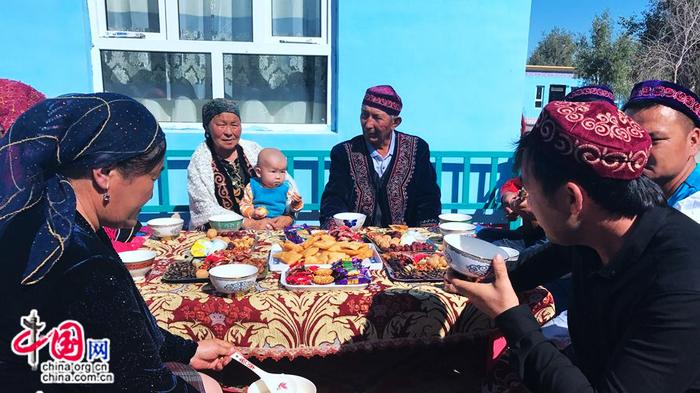 Казахский фольклорный парк в поселке Гуэрту: экотуризм помогает деревням нацменьшинств побеждать нищету