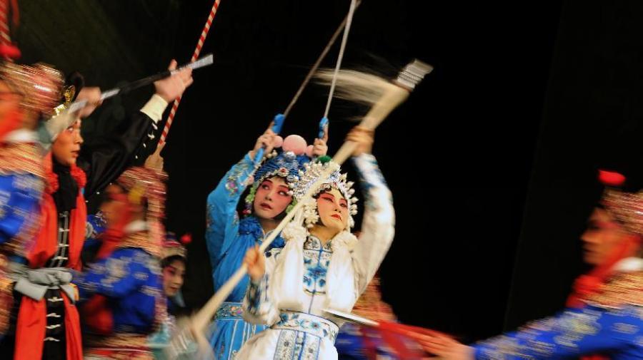 Китайская культура показывает миру красоту и разнообразие страны