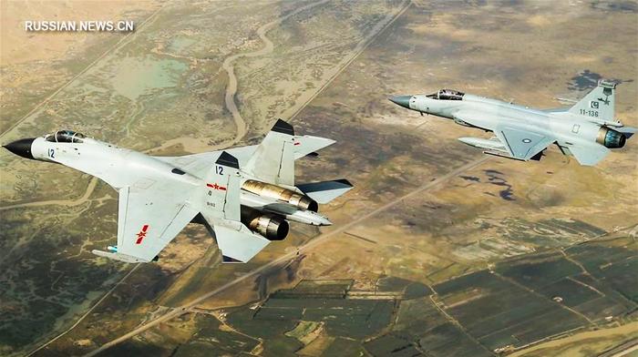 Китай и Пакистан намерены углублять сотрудничество в сфере ВВС