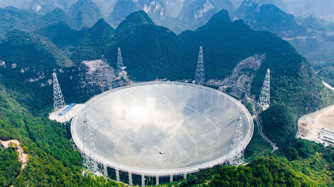 Развитие Китая - по следам реформ: «Небесный глаз» смотрит издалека