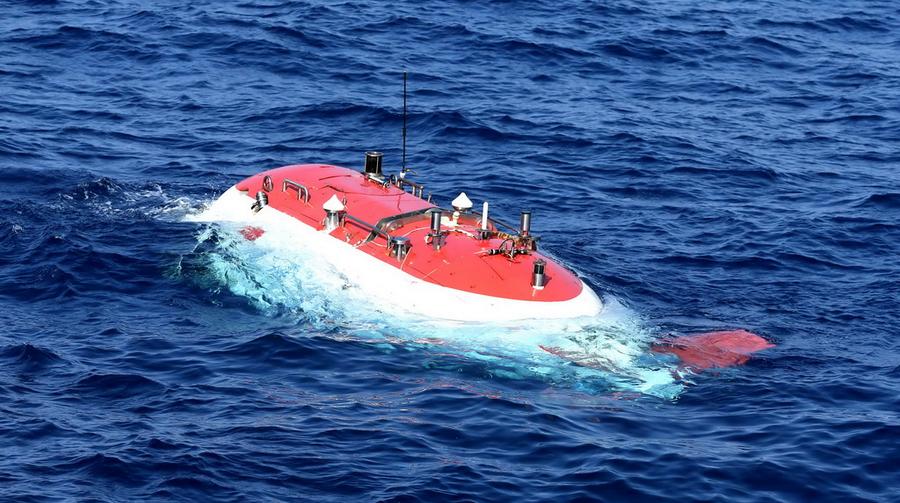 Развитие Китая - по следам реформ: Батискаф «Цзяолун» исследует морские глубины