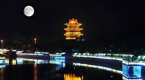 В Китае отмечается Праздник середины осени
