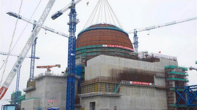 Развитие Китая - по следам реформ: Ядерная энергетика Китая «выходит» за границу