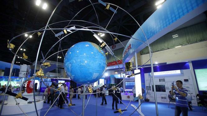 Развитие Китая - по следам реформ: Навигационная система «Бэйдоу» обозревает Землю