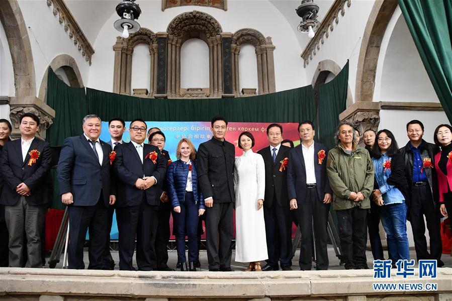 В Яньане начались съемки первого китайско-казахстанского фильма 'Композитор'