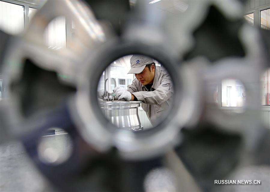В Циньхуандао открылось производство алюминиевых колесных дисков