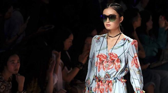 В Шанхае открылась Неделя моды сезона весна-лето 2018