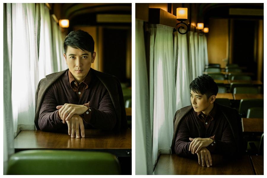 Китайский актер Бао Цзяньфэн