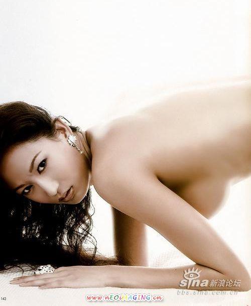 Modelos chinas desnudas1
