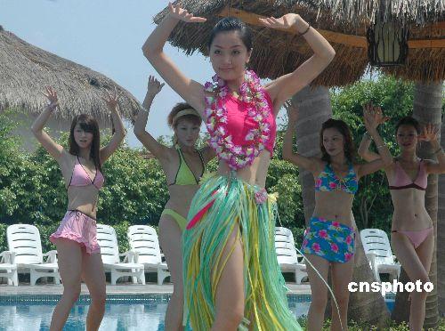 Mayor tendencia de mujeres chinas a tener figura atractiva 1