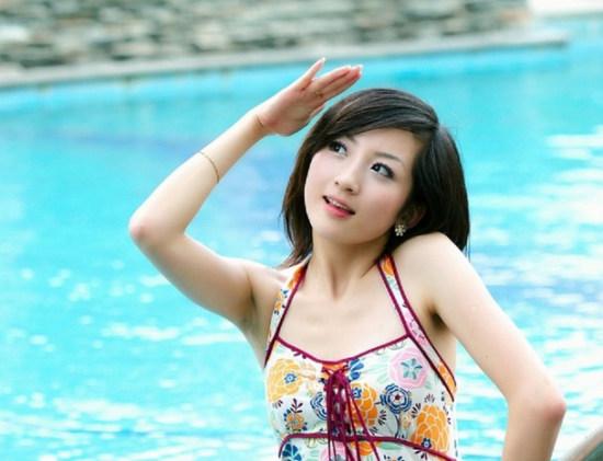 Las mujeres chinas son finas y hermosas 001