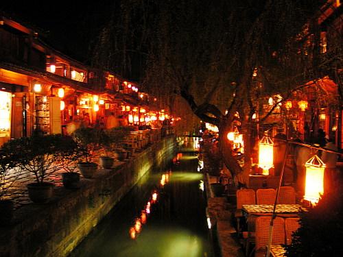 Lijiang , la temporada más espléndida 1