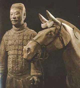 Mausoleo del Emperador Qin Shihuang, terracota8