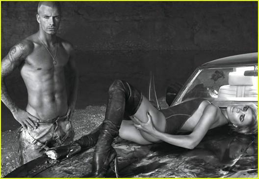Fotos Privadas De Beckham Desnudo Y Victoria En Dormitoriospanish
