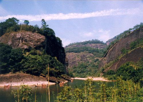 Montaña Wuyi 5