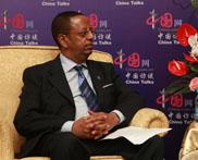 联合国助理秘书长曼加沙接受中国网访谈