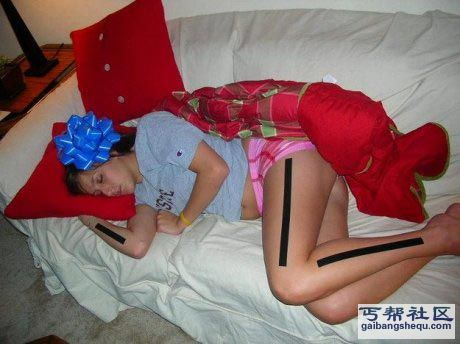las chicas borrachas: