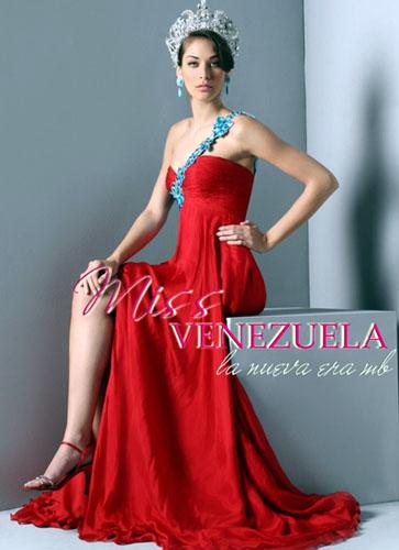 Dayana Mendoza, ganadora de Miss Universo 2008 1