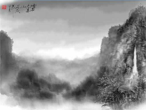 Pintura Tradicional De China Spanish China Org Cn