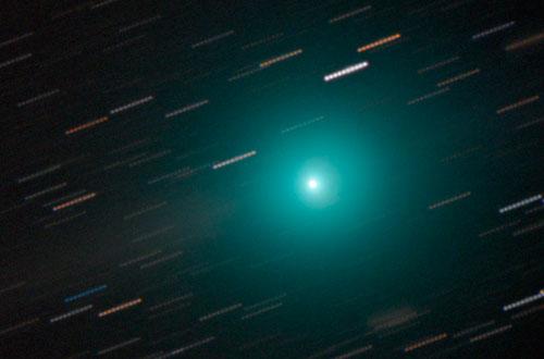 El Cometa Lulin se está acercando a la tierra y podrá ser observado por la gente